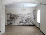 Роспись стен, услуги дизайнера